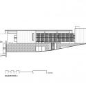 Albizia House / Metropole Architects Elevation