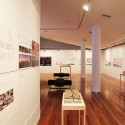 Lodge on the Lake Exhibition Image of the exhibition. Image © Henry Stephens, Nick Roberts, Jack Davies