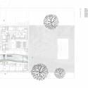 Museum Of The History Of Polish Jews / Lahdelma & Mahlamäki + Kuryłowicz & Associates First Floor Plan