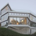 Housing in Chailly / LOCALARCHITECTURE © Mathieu Gafsou