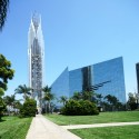 AD Classics: The Crystal Cathedral  / Philip Johnson © Flickr user OZinOH