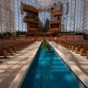 AD Classics: The Crystal Cathedral  / Philip Johnson © Flickr user siphorous