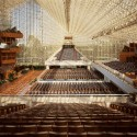 AD Classics: The Crystal Cathedral  / Philip Johnson © American Seating