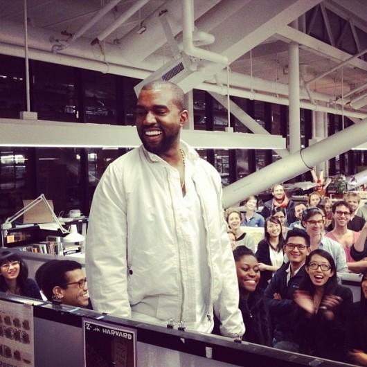 Kanye West Speaks