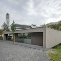 House On The River Reuss / Dolmus Architects © Roger Frei