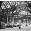 AD Classics: Pennsylvania Station / McKim, Mead & White Concourse from Southeast. Image © Cervin Robinson - Historic American Buildings Survey