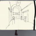 Dauphin / Felix de Montesquiou Drawing