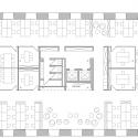 BBDO Moscow / Nefaresearch SecondFloor Plan