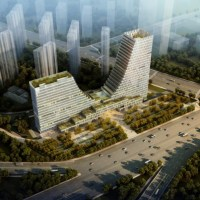 Take A Bite Out Of UDG China's Nanjing Office Tower!