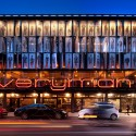 Everyman Theatre / Haworth Tompkins © Philip Vile