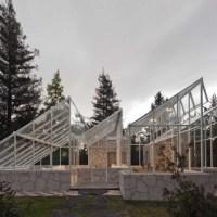 The Conservative Conservatory by Lorenzo Alvarez Arquitectos