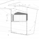 Leaning House  / PRAUD Site Plan