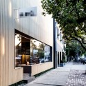 AIA|LA Honors Los Angeles' Best with Design Awards A.P.C. Melrose Place / WORD (Warren Office For Research and Design); Los Angeles, CA. Image Courtesy of AIA Los Angeles