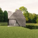 AIA|LA Honors Los Angeles' Best with Design Awards Pop-Up Chapel / Steven Christensen Architecture; Washington County, Oregon. Image Courtesy of AIA Los Angeles