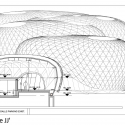 Monte-Carlo Pavillions / Affine Design Section JJ