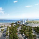 Arte Charpentier Architectes Unveils Plans for Calais Congress Centre © Arte Charpentier Architectes. Image