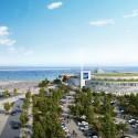 Arte Charpentier Architectes Unveils Plans for Calais Congress Centre © Arte Charpentier Architectes. Image