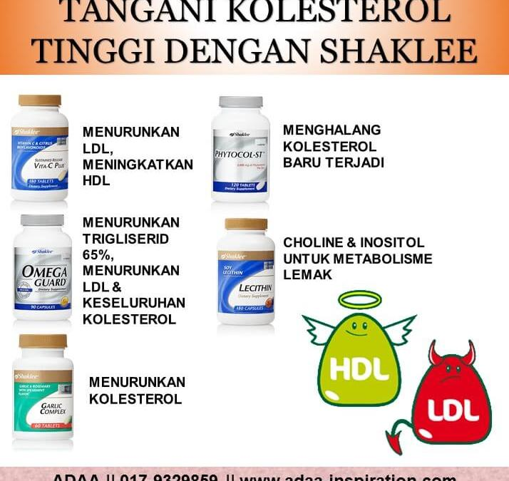 Testimonial Kolesterol Turun Dengan Omega