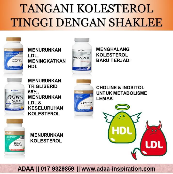 Kolesterol Turun Dengan Omega
