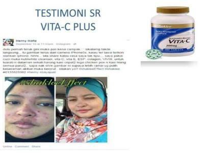 Testimonial Vitamin C Shaklee (10)