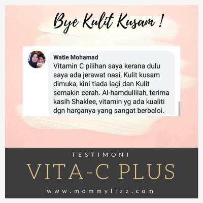 Testimonial Vitamin C Shaklee (23)