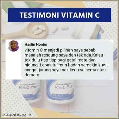 Testimonial Vitamin C Shaklee (31)