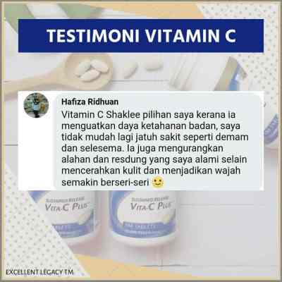 Testimonial Vitamin C Shaklee (35)