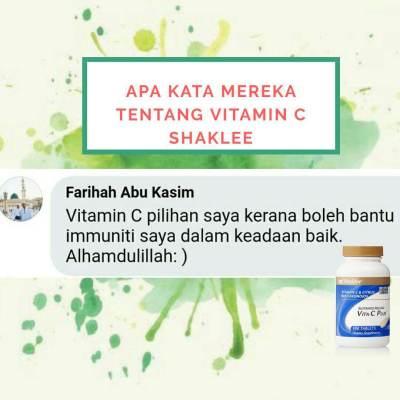 Testimonial Vitamin C Shaklee (45)
