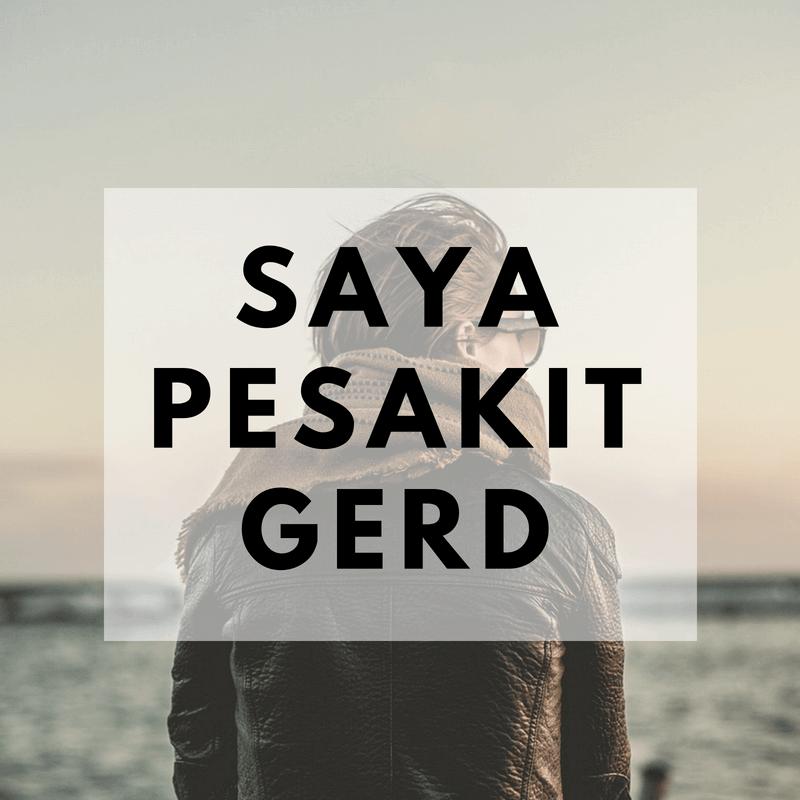 Pengalaman Gastrik Gerd Dan Anxiety