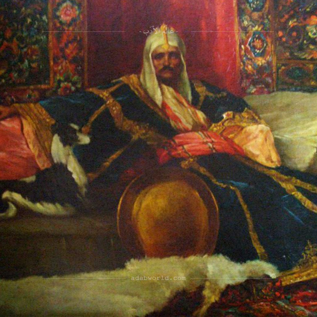 قصة الشعبي والأخطل وعبد الملك بن مروان ومن أشعر الناس؟