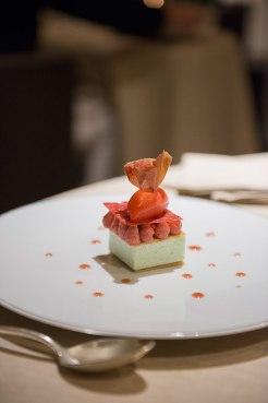 Süßstoff: Das Restaurant le 1920 serviert Desserts, an die man sich kaum heranwagt