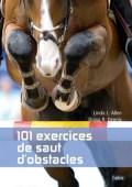 livre 101 exercices de saut d'obstacles