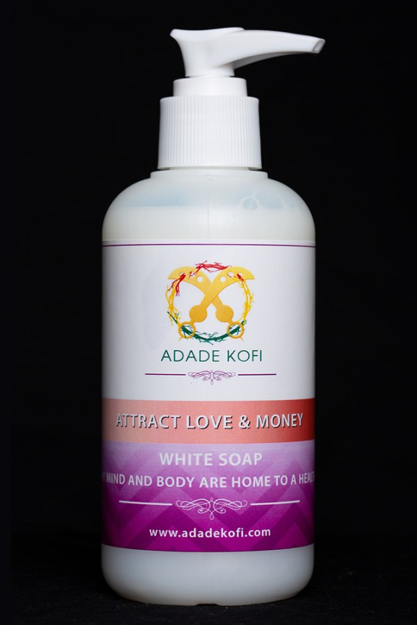 Attract Love and Money Soap