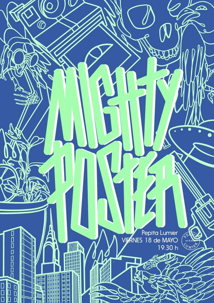 Mighty Poster