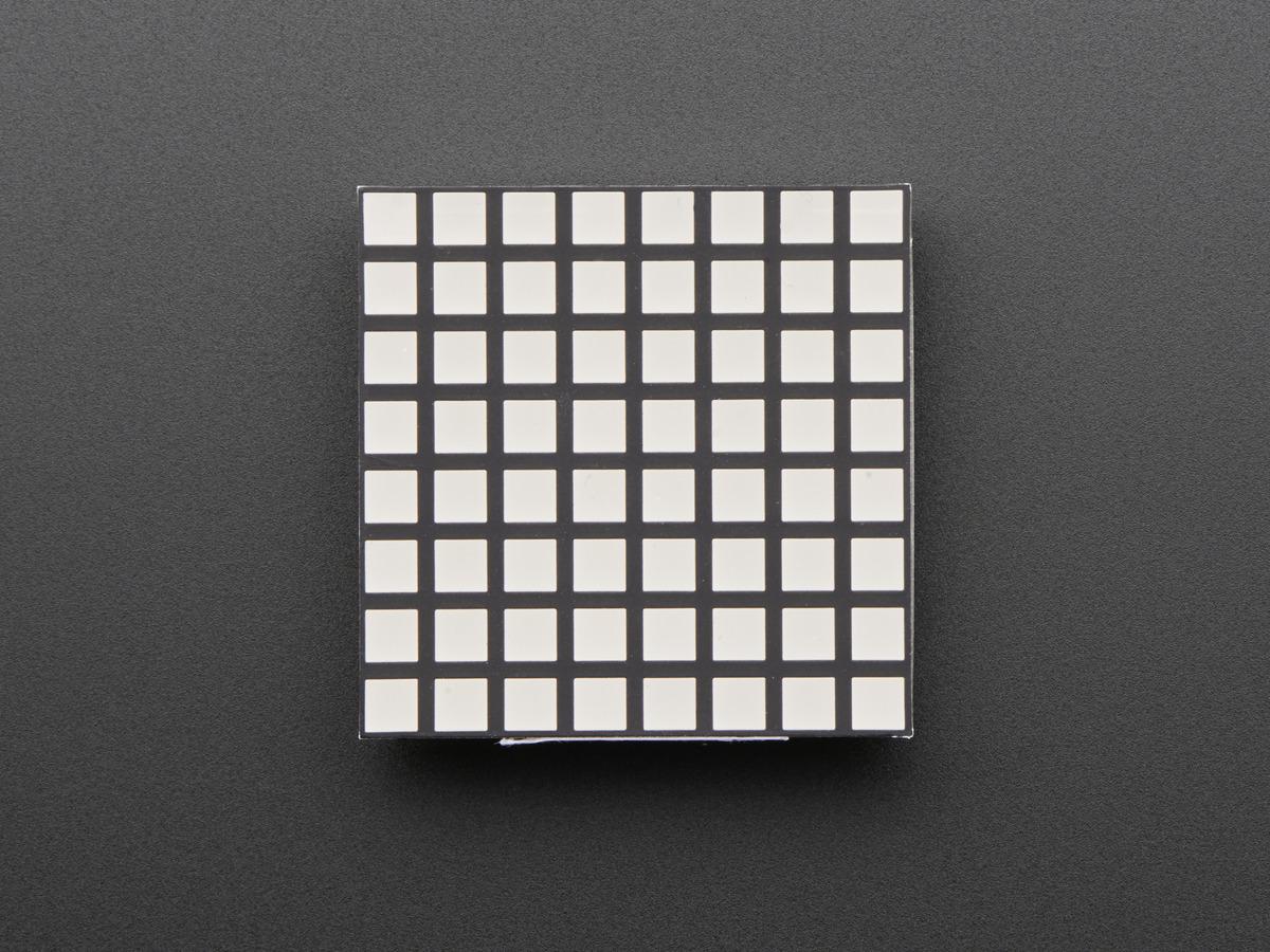 1.2 8x8 Matrix Square Pixel