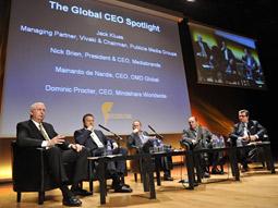 Los CEO de las Agencias de Medios en Valencia, España