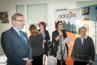 Inauguration MSAP Montpellier