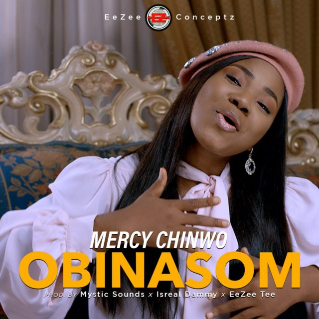 Mercy Chinwo- Obinasom