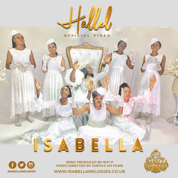 hallel by isabella