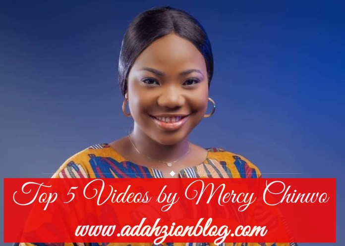 Videos of Mercy Chinwo