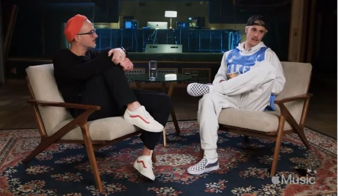 justin bieber gives his live to christ