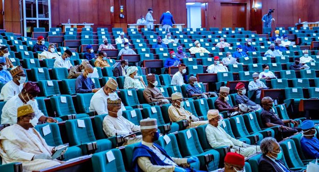 House of Reps approves Buhari's ₦850 billion loan request