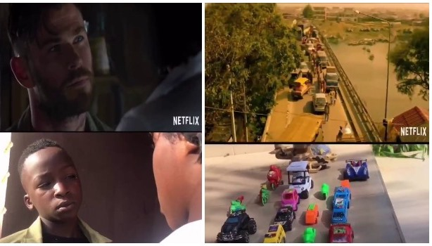 Ikorodu Bois Head To Hollywood After Remake Of 'Extraction' Trailer