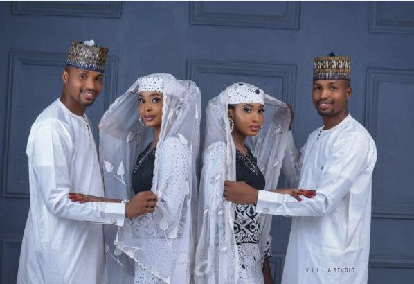 Identical Twin brothers Set To Wed Two Identical Sisters In Kano -  ADAHZIONBLOG | Nigeria 1# News & Music Download ,Entertainment and  Lifestyles Website