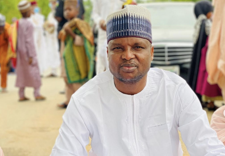 Abba Kyari is suspended