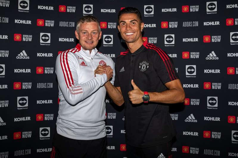 C. Ronaldo is back