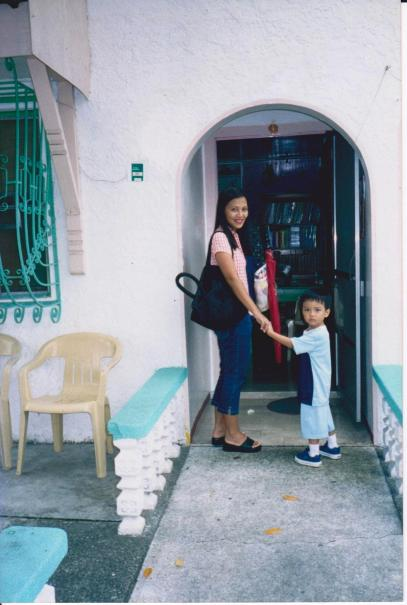 1st day school nursery