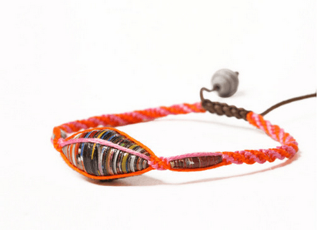 Maiden Nation GLAMOUR Kiss Kiss Bracelet