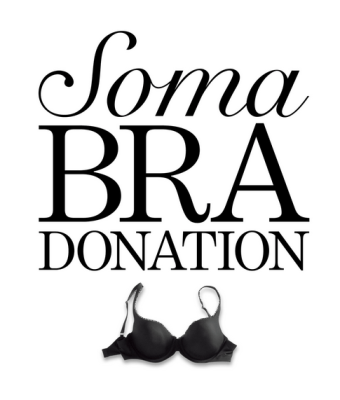 Soma Intimates Bra Donation - Giving Is Beautiful.