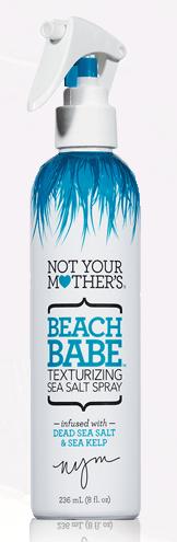 Not Your Mother's Hair Care - Beach Babe Sea Salt Spray